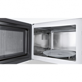 Bosch HMT75M551B Series 4 Built In Compact Microwave Oven Brushed Steel - 2