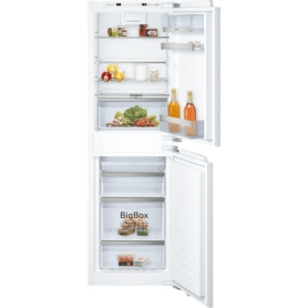 Neff N70 KI7862FF0G Integrated Fridge Freezer Frost Free Fixed Hinge Built In System