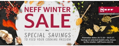 Neff - Winter Sale