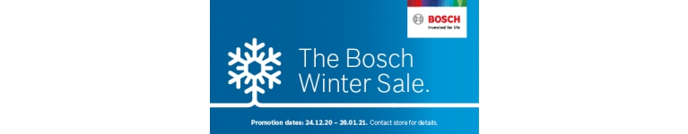 Bosch - Winter Sale