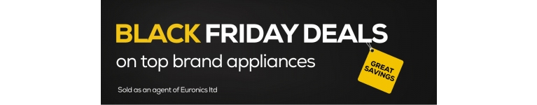 Black Friday Appliance Deals 2018